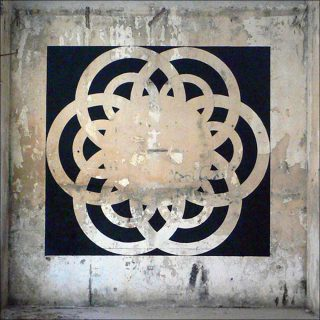 Cerchi palermitani, peinture murale, Emmanuel Van der Meulen