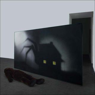 Le Monstre, installation, Hippolyte Hentgen