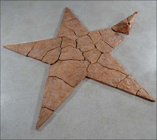 Sculpture pour purifier la parole, sculpture, Gilberto Zorio