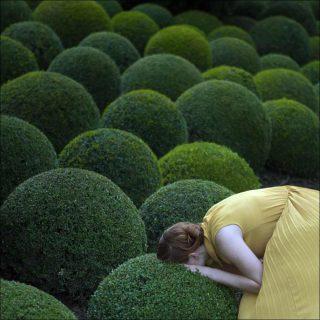 Au lieu de ce monde, photo, Maia Flore