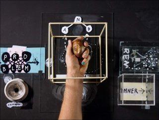 Untertagüberbau, vidéo, Nikolaus Gansterer