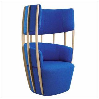Joran Briand (Studio Briand & Berthereau), fauteuil Noé, 2015