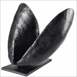 Medio tutissimus ibis, sculpture, Président Vertut