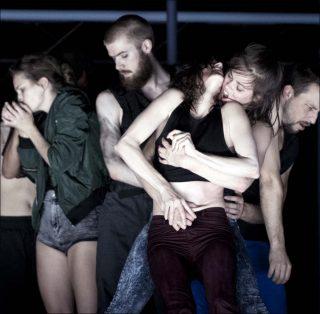 Jefta van Dinther et le Ballet Cullberg, Protagonist, 2017