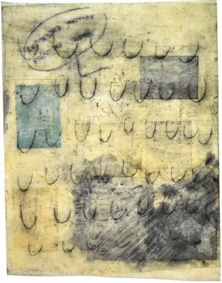 Scalp 20, peinture, Sergio Verastegui
