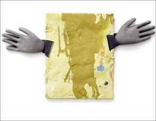 Sans titre, installation, Carlos Kusnir