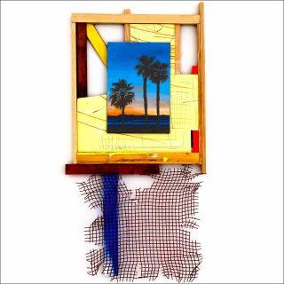Sunset Stories #2,, installation, Franck Scurti
