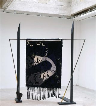 Java Nocturne, installation, Than Hussein Clark