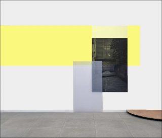 Vue d'exposition, Miquel Mont