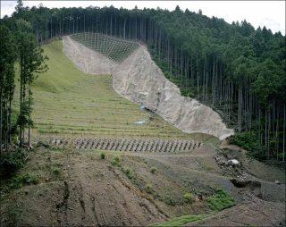 Landfall. Hongucho Hongu, Tanabe, Wakayama prefecture, photo, Julien Guinand