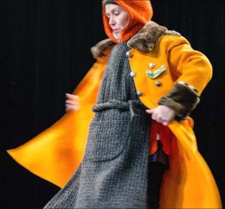 Nathalie Pernette (Cie Pernette), Ikche Wishasha - L'Homme nouveau, 2016