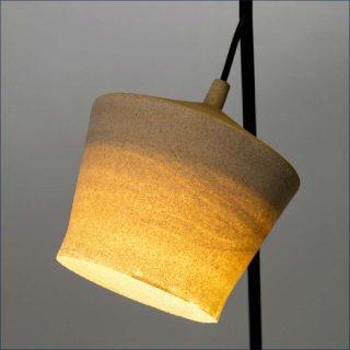 Nir Meiri (Nir Meiri Design Studio), lampes Desert Storm, 2011