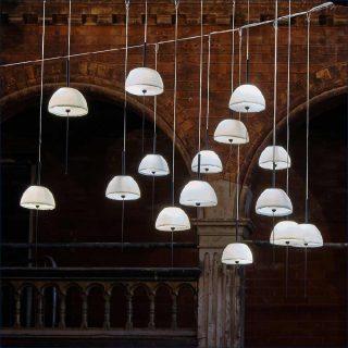 Nir Meiri (Nir Meiri Design Studio), lampes Seasalts, 2017