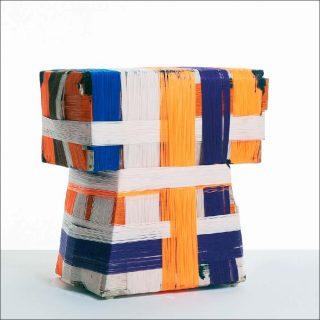 Anton Alvarez, collection The Craft of Thread Wrapping, 2012- en cours. Pièce réalisée pour l'exposition