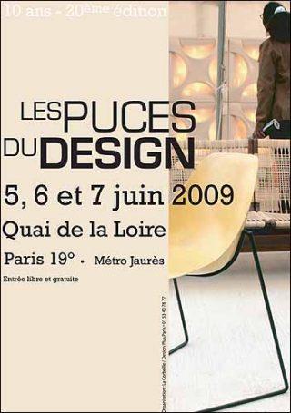 20e puces du design paris art for Puces du design paris