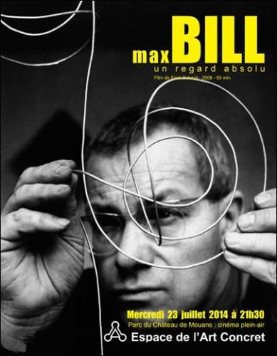 Max bill ev nement cin ma plein air projection de max for Garage du park mouans sartoux