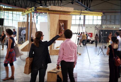 Art o rama salon international art contemporain marseille paris art paris art - Salon art contemporain paris ...