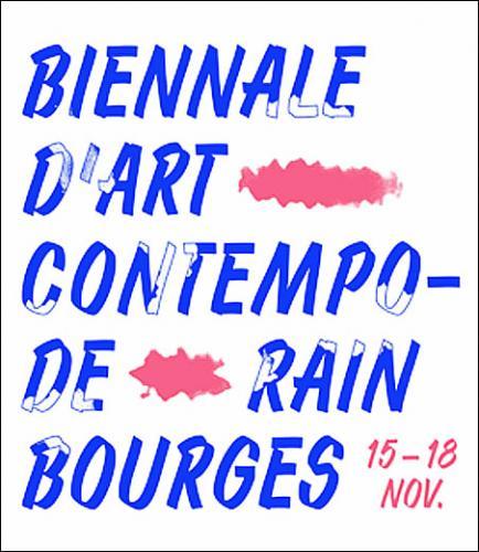 Biennale d art contemporain de bourges ensa bourges for Biennale artisanat d art
