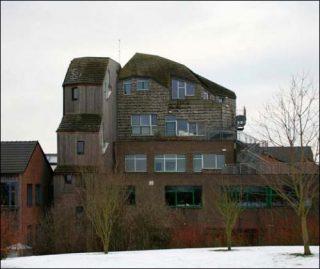 Simone et lucien kroll tout est paysage une architecture for Architecture utopiste