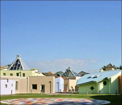 Simone kroll lucien kroll tout est paysage une architecture habit e par - Lucien et simone kroll ...
