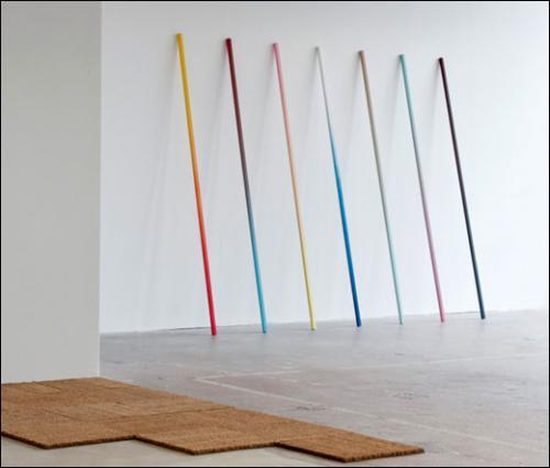 Expo le dos du d sert art minimal et conceptuel for Art minimal et conceptuel