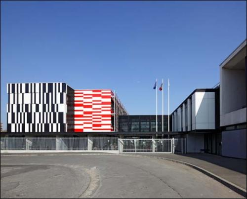 Valero gadan architectes impressions d empreintes paris art for Empreinte d architectes