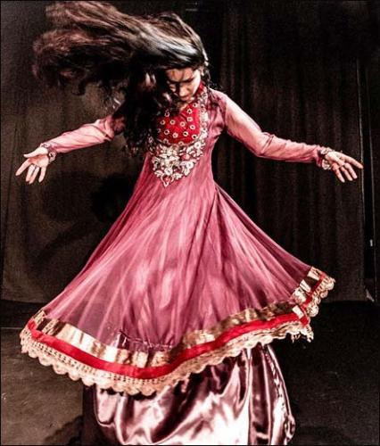 Fereshteh Nasr, Musiques et danses d'Iran, 2016<br><br>Courtesy Musée Guimet ©DR