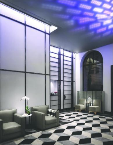andr e putman critique ambassadrice du style paris 4e h tel de ville de paris. Black Bedroom Furniture Sets. Home Design Ideas