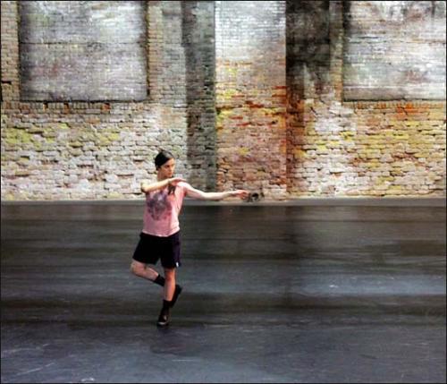 Annamaria ajmone danse innesti paris 7e institut for Institut culturel italien paris