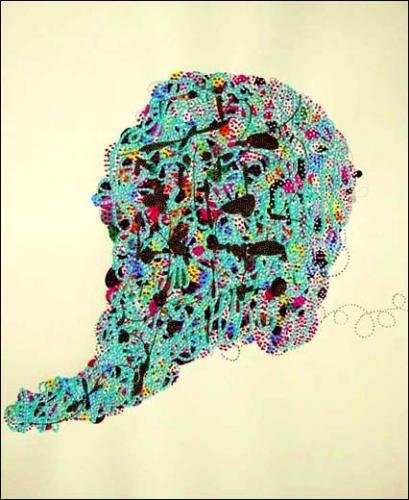 Instants et glissements dessins de vingt artistes for Art contemporain artistes