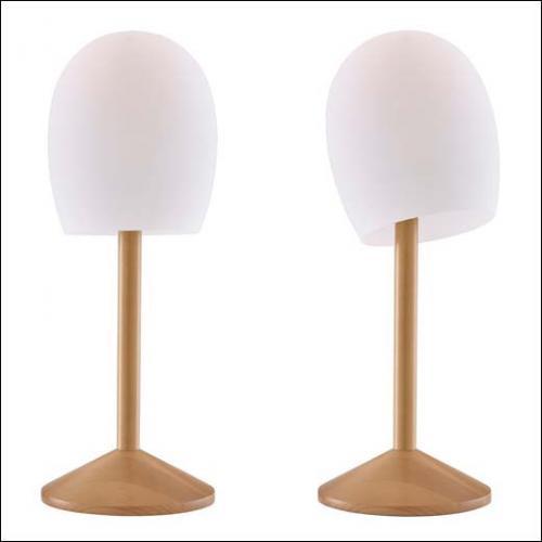 les lampes nani et brass bell pour ligne roset paris art. Black Bedroom Furniture Sets. Home Design Ideas