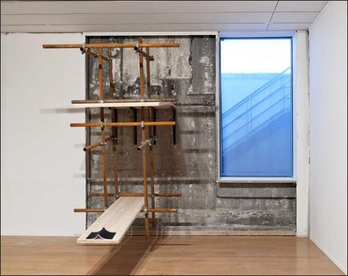 Luciana Lamothe, Plan, 2011.
