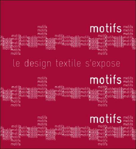 Motifs : le design textile s'expose