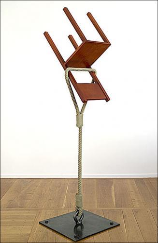 philippe ramette critique philippe ramette paris 3e galerie xippas. Black Bedroom Furniture Sets. Home Design Ideas