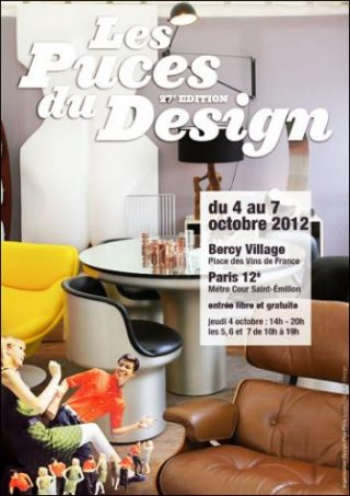 27e puces du design paris art for Les puces du design