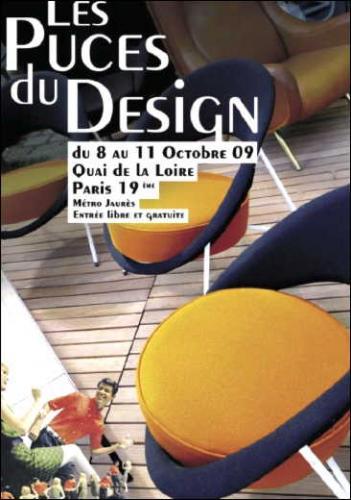 21e puces du design 2009 paris art - Les puces du design ...