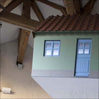 Flying House, installation, Jeanne Susplugas