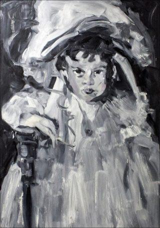 Gilles Miquelis, peinture