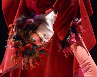 L'oiseau de feu, Danse hip hop, Farid Berki