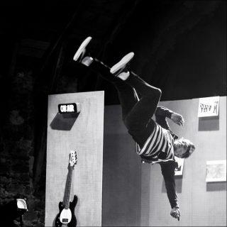 Rock it Daddy, danse, Mickaël Le Mer