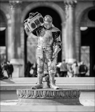 Iron man, photo, Nicolas Fenouillat