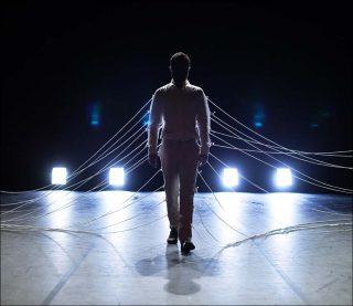 Lives, danse, Ali Moini