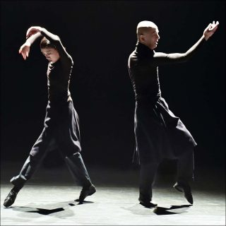 Flexible Silence, danse contemporaine, Saburo Teshigawara