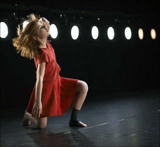 Ladies First, danse, Marion Muzac