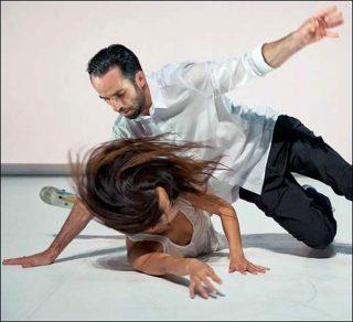 Monchichi, danse, Honji Wang et Sébastien Ramirez