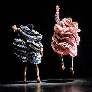 More more more...future, danse, Faustin Linyukela