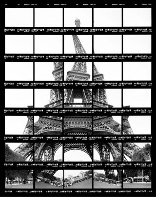 Paris, Tour Eiffel, photo, Thomas Kellner