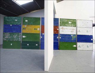 Extrait (tôle,choc) Contre-Attaque, installation, Kevin Rouillard