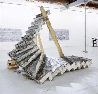 Sabotage 2, installation, Nicolas Daubanes