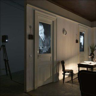 O Sentimental Machine, installation, William Kentridge